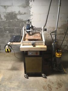 Cnc Router Station