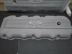 Ford 427 Sohc Competition Cammer 427 Valve Covers New