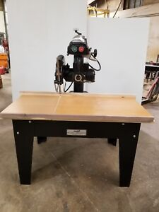 Original Saw Company Radial Arm Saw 16