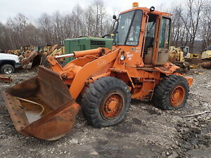 Caterpillar 916 Wheel Loader Parts Or Whole 3204 Cat