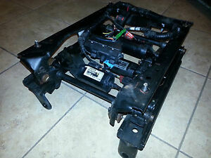 1999 2004 Jeep Grand Cherokee Driver Power Seat Track No Memory