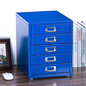 Z Plinrise Office File Cabinets 5 drawer Size 13 8 X 13 8 X 11 Metal For