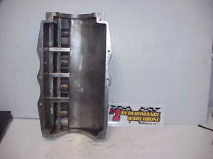 Stainless Dry Sump Oil Pan Fits Only Nascar R07 Sb Chevy Block Jr4