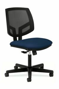 Hon Volt Mesh Back Task Chair Navy Hon5711ga90t