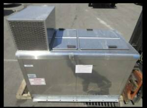 Nelson Cold Plate Freezer Vbd8 Ice Cream Truck