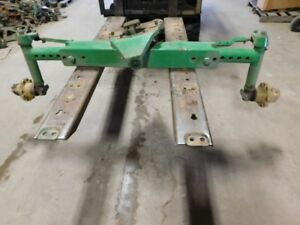 John Deere 520 630 720 Tractor Square Tube Wide Front A4963r A4964r 02293