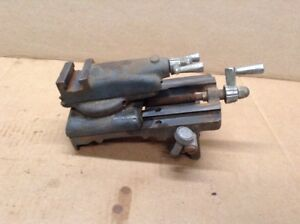 Craftsman Lathe Md 109 21270 Carriage Rest Assembly 3617 Cl 11