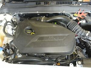 Engine 2013 Ford Fusion 1 6l Motor With 62 000 Miles