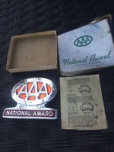 Vintage Gm Accessories Nos Aaa Topper 30 s 40 s 50 s Chevy