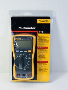 Brand New Sealed Fluke 115 Multimeter Fat Shipping
