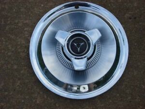 1965 Dodge Coronet 500 Wheel Cover With Spinner Nice