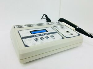 Ultrasound Therapeutic Physical Therapy Machine 3 Mhz For Pain Relief With Lcd