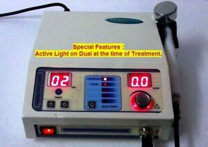 Original Ultrasound Therapy Ultrasonic Therapy Machine 1 Mhz Stress Relief Unit