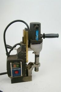 Evolution Magnetic Drill 35mm Magdrill 550rpm 120v ac 1200w Me3500