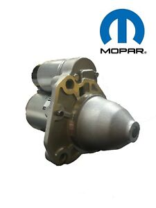 New Oem Starter Mopar For Dodge Avenger 11 14 Journey 11 18 Chrysler 200 11 17
