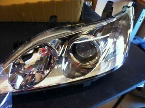 Lexus Es350 Headlight Hid Xenon With Afs Left Driver Lamp 2007 2008 2009
