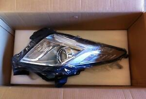 Cadillac Xts Headlight Hid Xenon With Afs Right Passenger 2013 2014 2015 2017