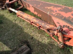 Insley H1000c Cylinder From Boom To Bucket Linkage