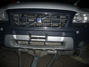 05 06 07 Volvo Xc70 Xc 70 Complete Front Bumper Assembly W Fog Lights Grill