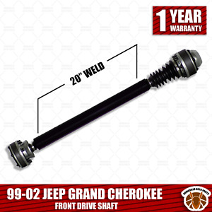 1999 02 Jeep Grand Cherokee 4 7l Front Drive Shaft New 52099498 Ab