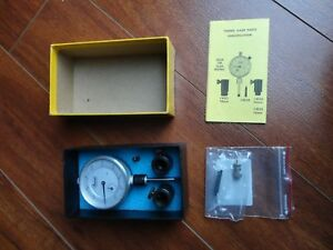Vtg Central Tool 263 2 cycle Engine Timing Gate With 2 Extra Parts 001 Usa
