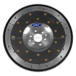 Spec Aluminum Flywheel For 99 04 Ford Mustang Cobra Mach Sf84a