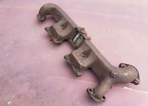 1946 1947 1948 Dodge Plymouth P15 Flathead Exhaust Manifold Fits Car And Truck