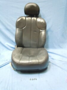 99 04 Jeep Grand Cherokee Laredo Right Passenger Front Power Heated Leather Seat