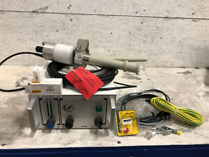 Wagner Gm2000 Eacw Electrostatic Paint Gun Sprayer Water Pistol And Control Unit