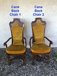 Thomasville Furniture French Court Collection Dining Chairs Set Of 8