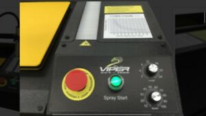 Viper Xpt 1000 Pretreatment Machine