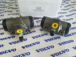 Volvo P1800 1968 Rear Wheel Cylinders 64 68 122s W girling Sold As A Set Of 2