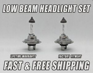 Stock Fit Halogen Front Low Beam Headlight Bulb For Mazda Protege5 2002 2003 X2