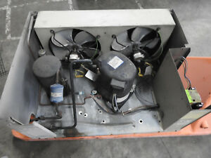 Refrigeration Condensing Unit With Copeland Cra1 0150 tfc 270 Compressor
