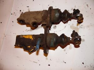 International 464 Diesel Farm Tractor Brake Valves