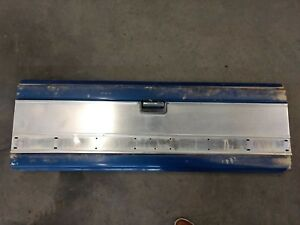80 86 Ford Truck Pickup F150 F250 F350 Tailgate Tail Gate With Panel
