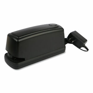 Universal Electric Stapler With Staple Channel Release Button 30 sheet Capacity