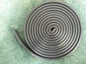 1946 1948 Chrysler Desoto Trunk Weatherstripping Rubber For Coupes
