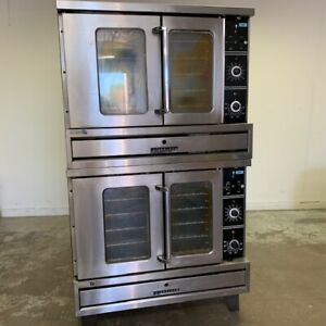 Used Garland Tg4 80 000 Btu Double Gas Convection Oven 10 Racks