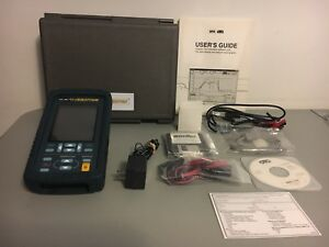 Vintage Spx Otc 3820 Automotive Scope Meter Oscilloscope More