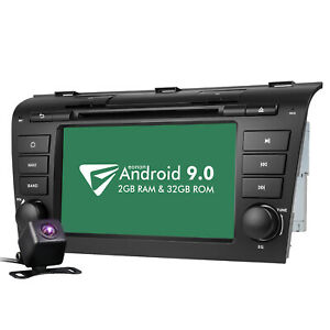 Us For Mazda 3 04 09 Android 8 1 Car Dvd Gps Radio Navi Stereo Head Unit Cam B
