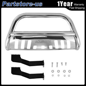 For Toyota 2000 2006 Tundra 01 07 Sequoia Front Bumper Bull Bar Bumper Grille