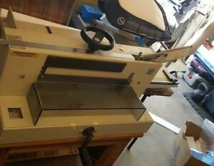 Triumph 4700 18 The Ideal Paper Cutters With Rolling Stand Extra Blade