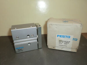 Lot Of Two Festo Pneumatic Dfm 16 20 p a gf New Old Stock