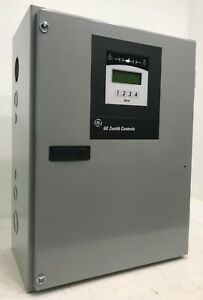 Ge Zenith Ztg Series Ats Automatic Transfer Switch 480v 277v 100a Mx150 100 Amp