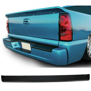 For 99 06 Chevy Ss Silverado Intimidator Tailgate 3 Piece Spoiler Wing