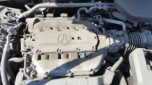 09 10 11 12 13 14 Acura Tl Vin 8 3 5l Engine Motor 45k Free Local Delivery