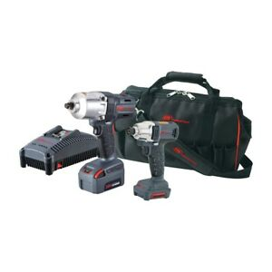12v Cordless Impact Driver And Drill Driver Combo Kit Irc iqv12 203 Brand New