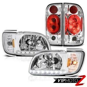 01 04 Toyota Tacoma Offroad Taillights Headlights Bumper Factory Style Oe Style