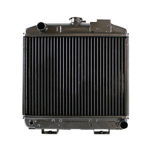 New Radiator For Ford New Holland 1600 Compact Tractor 1700 Compact Tractor